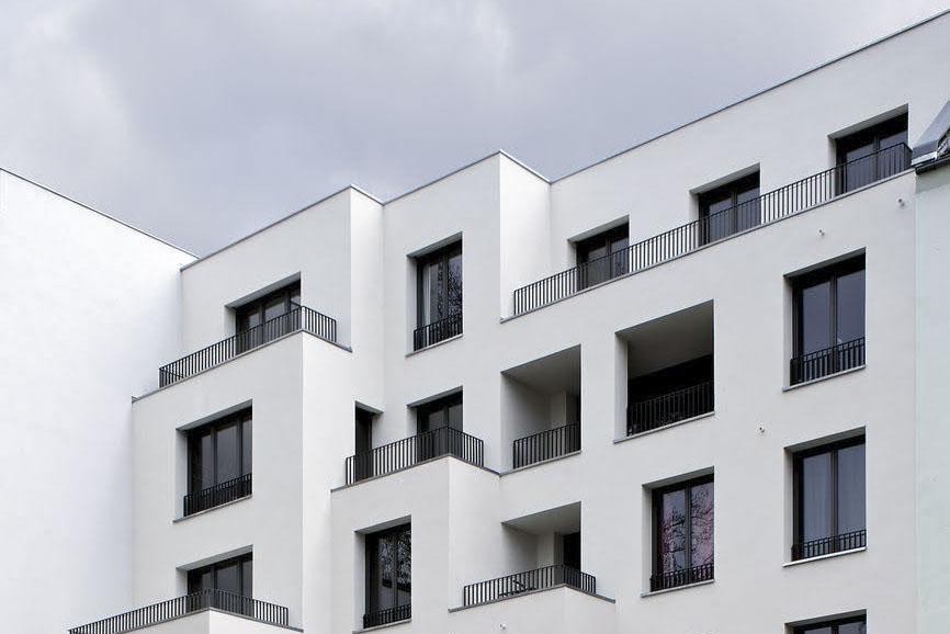 Neubau Wohngebäude, Niederbarnimstraße, Berlin