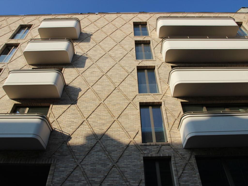 Wohngebäude Saarbrücker Straße