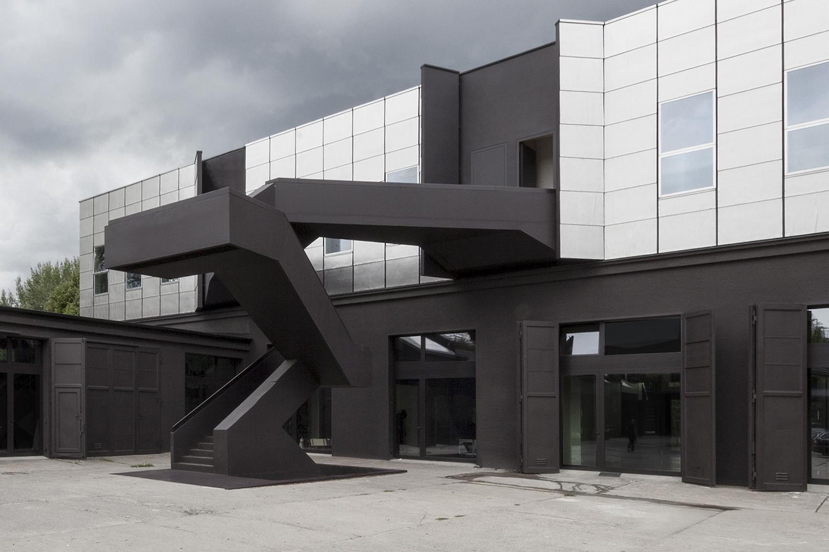 Bestandsanierung und Aufstockung der Spreestudios, Berlin