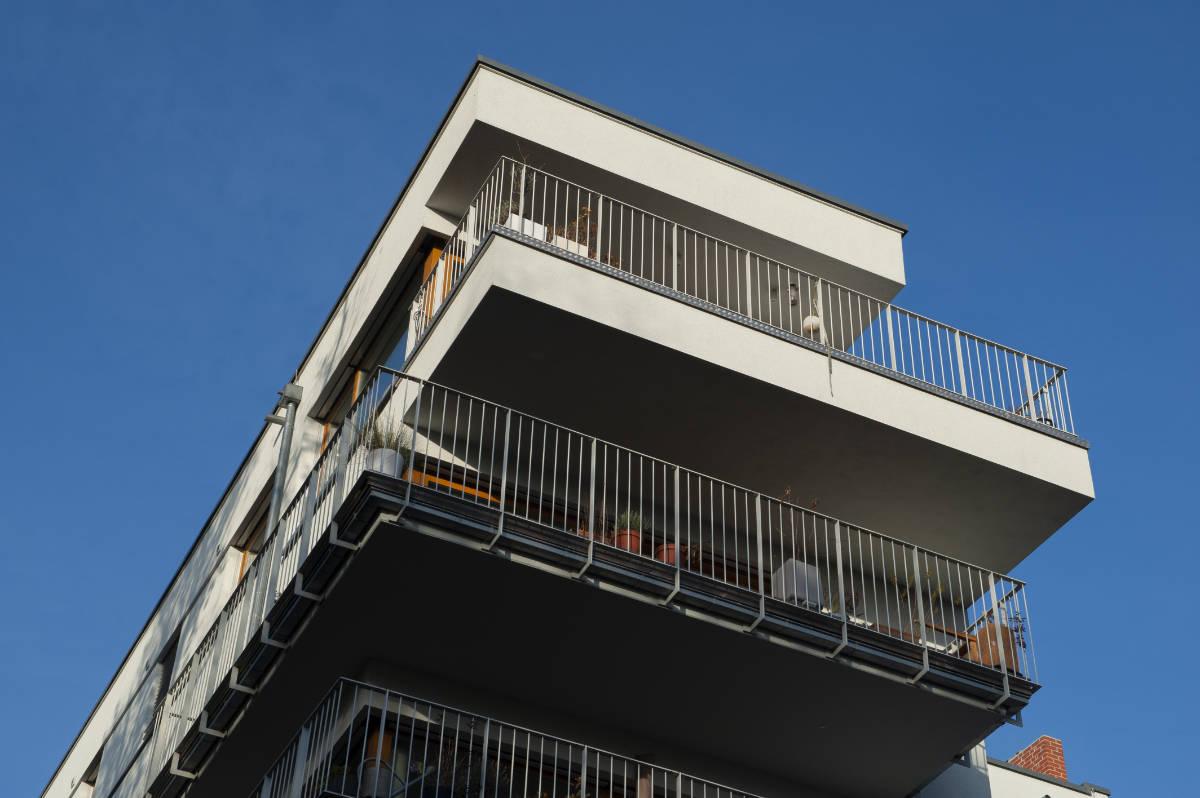 Neubau Wohngebäude, Große Seestraße Berlin