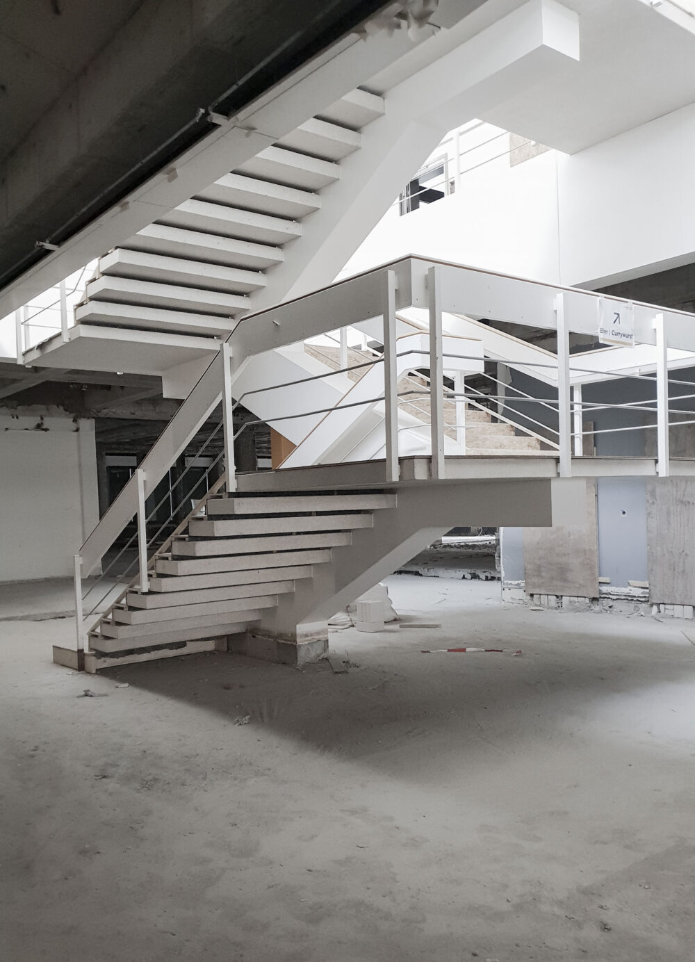 Neubau eines Bürogebäudes mit Tiefgarage, Steinmetzstraße, Berlin