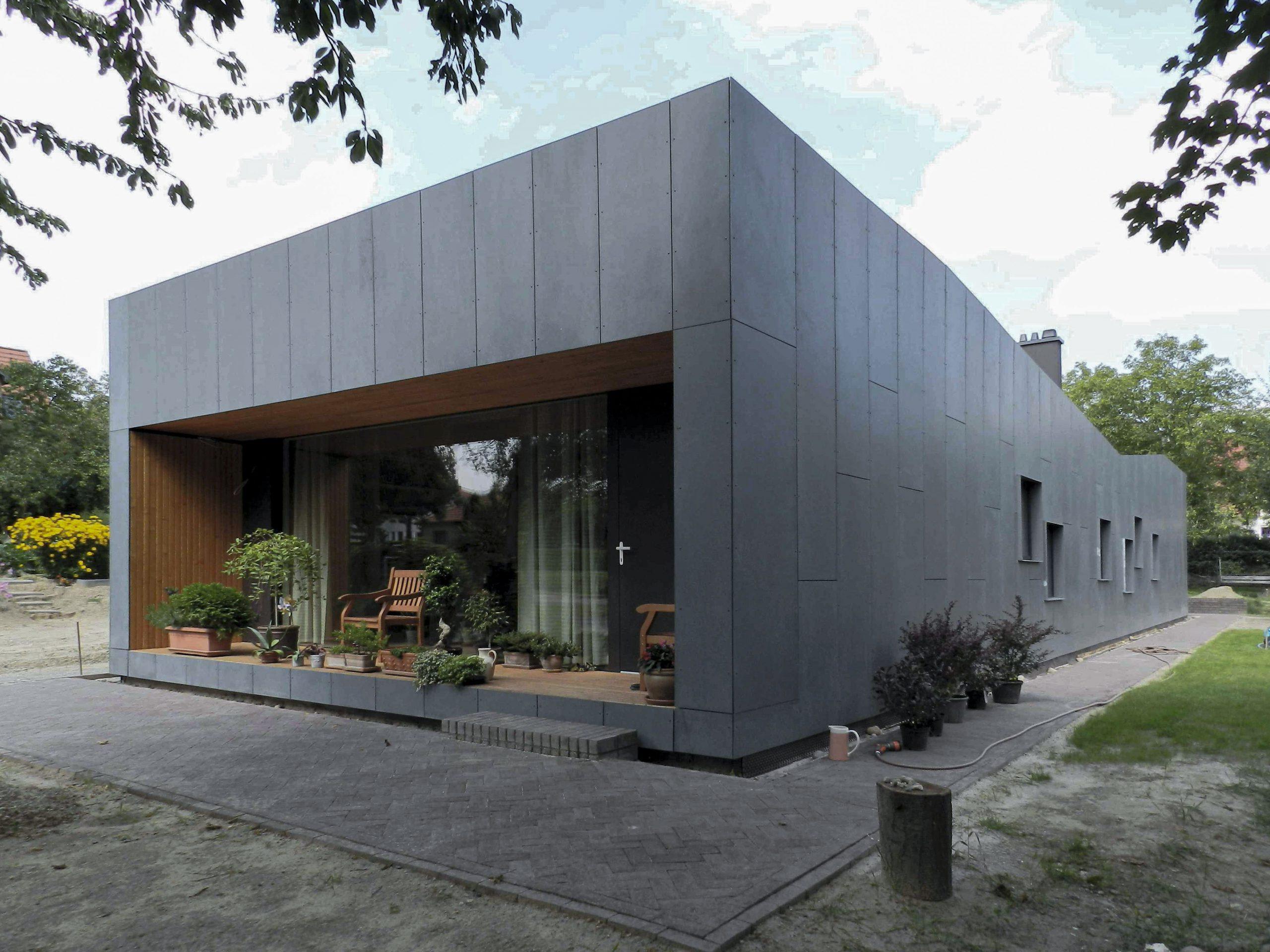 Neubau Wohnhaus Neuenhagen bei Berlin