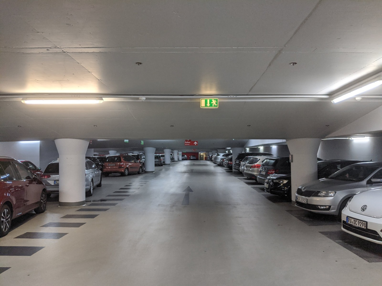 Neubau der Tiefgarage Staatsoper Berlin, Unter den Linden, Berlin